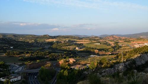 Benabarre (Aragón, España, 31-8-2018)