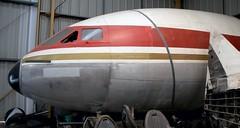 G-BEEX Comet 4c ex-Egyptair  NEAM 220418