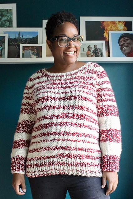 Winston pullover