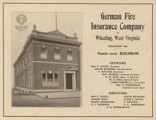 German Fire Insurance Co.