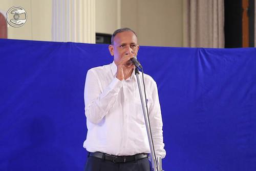 Om Shankar from Calicut, expresses his views