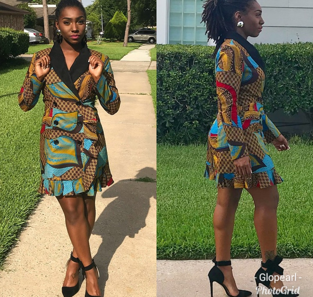 2019 ANKARA PRINT BLOUSES FOR POWERFUL LADY 3