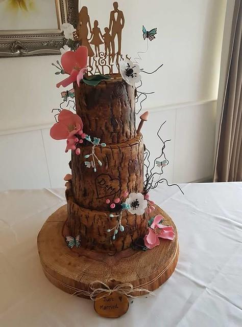 Cake by Karina O'Brien