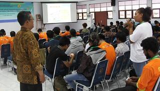 Workshop Pemanfaatan Energi Baru Terbarukan (EBT) ESDM-Universitas Cenderawasih