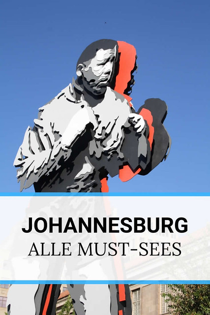 Bezienswaardigheden Johannesburg: bekijk alle bezienswaardigheden in Johannesburg en Soweto, Zuid-Afrika | Mooistestedentrips.nl