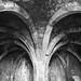 Morlais Castle vault, Merthyr by archidave