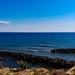 View Sagami Bay from Koyurugi Misaki Cape, Koshigoe, Kamakura : 小動岬より相模湾の展望