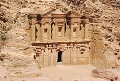 Jordania. Petra, la ciudad de los nabateos. Monasterio (17)