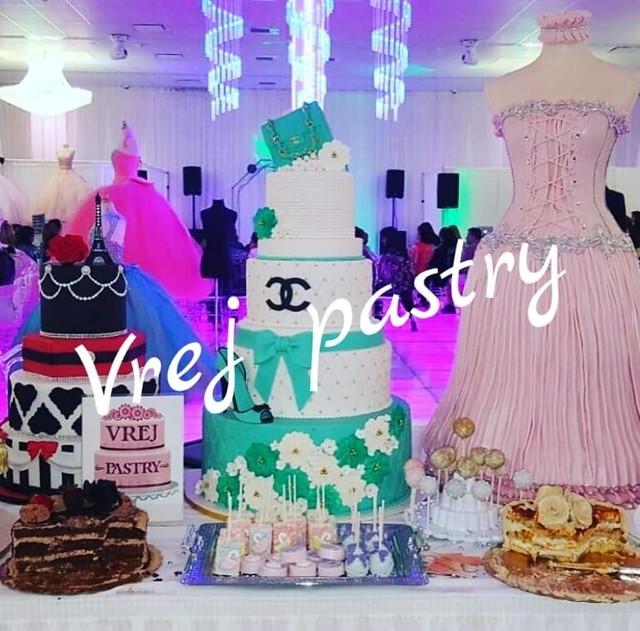 Cake by Vrej Pastry - 2 Locations