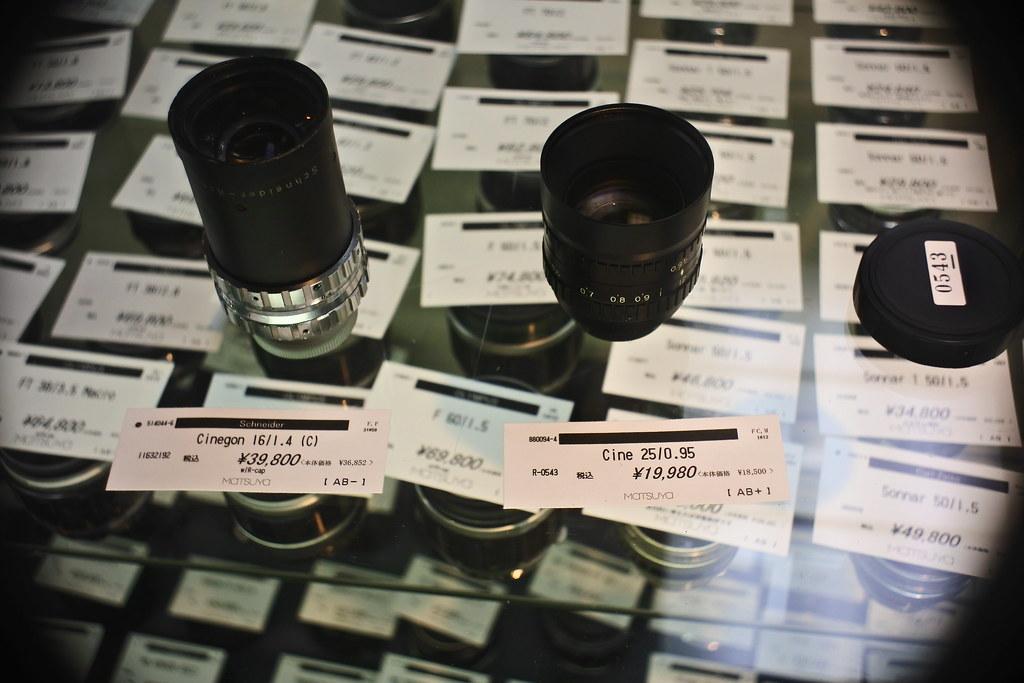 Nikon 1 j5 cine ektar 15mm