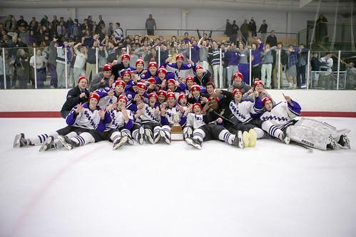 Gonzaga Hockey - MAPHL AA Champions (2019)
