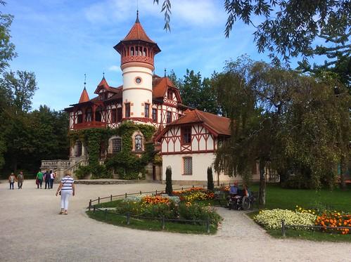 Scheuermann-Schlösschen / Manor house Scheuermann / Вила Шойерман