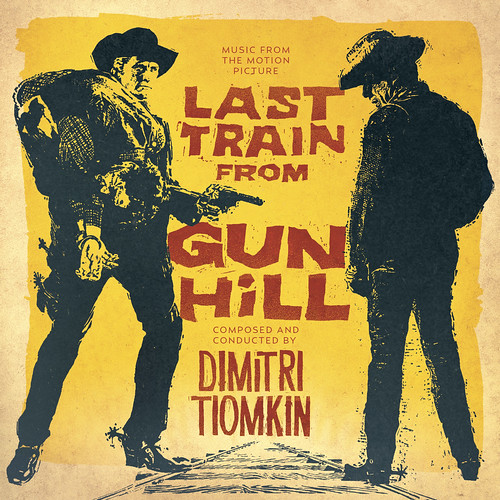 Last Train from Gun Hill - Soundtrack Cover