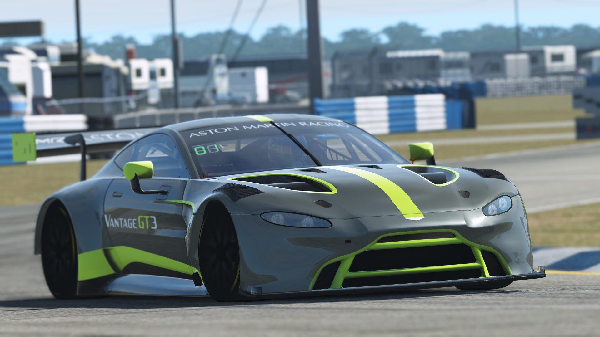 Rfactor 2 Aston Martin Vantage Gt3 Released Bsimracing