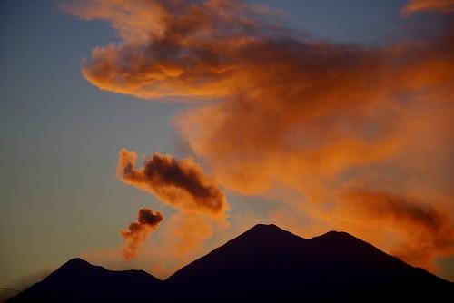 Volcan Acatenango Sunset