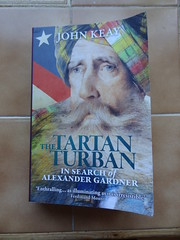 The Tartan Turban - John Keay