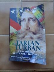 The Tartan Turban - John Keay