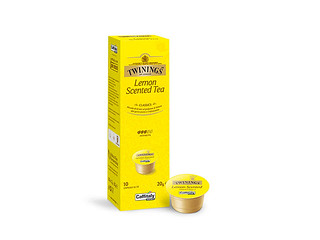 Lemon Scented Tea Twinings, capsule tè Caffitaly