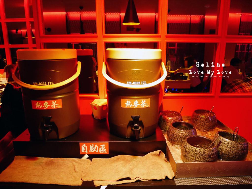台北小巨蛋站南京東路餐廳水貨炭火烤魚麻辣火鍋大份量餐點 (4)