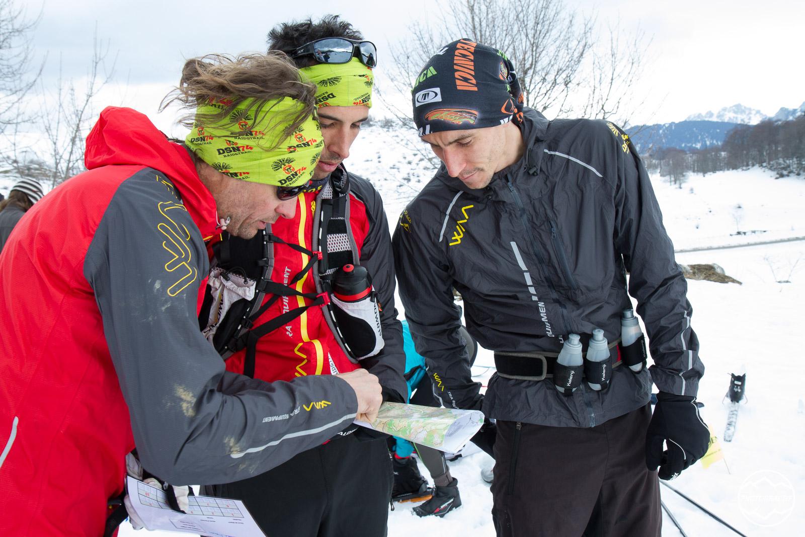 DSN Entrainement Ski Raquettes (65)