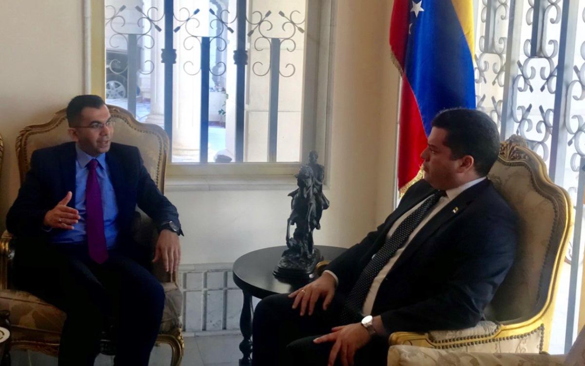 Consejo Supremo Islámico de Irak expresa su apoyo al Gobierno Bolivariano