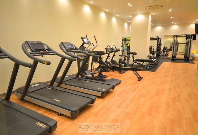 ibis styles sapporo fitness center