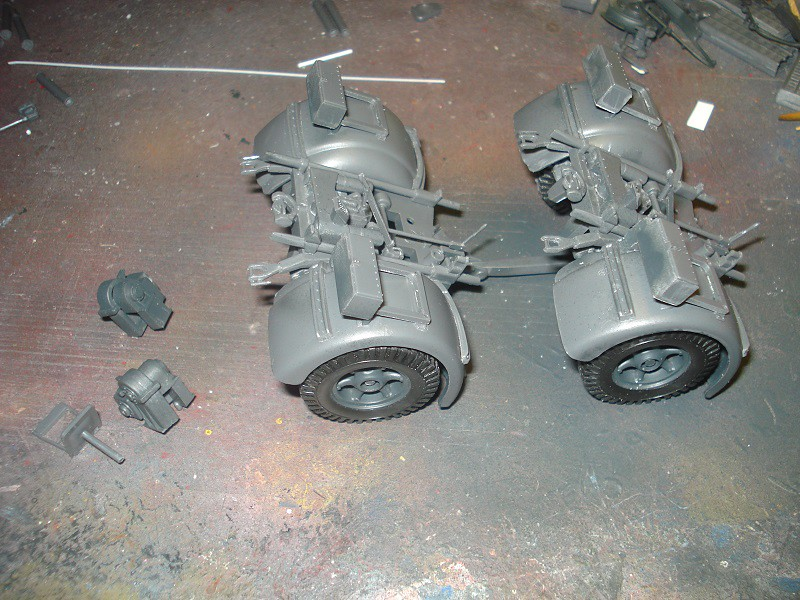 88mm gun flak 37 - Tamiya 1/35 45597299095_f8ecf15870_b