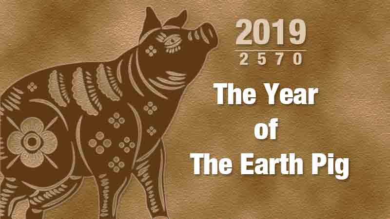 Ramalan Shio 2019 - Tahun Babi Tanah