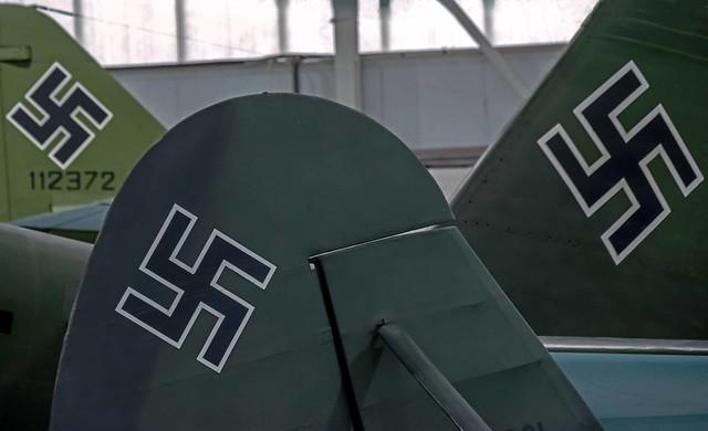 Swastika tails