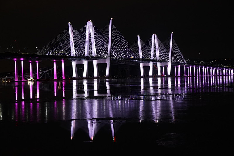 GMMC Bridge Lit in Pink 01-22-19