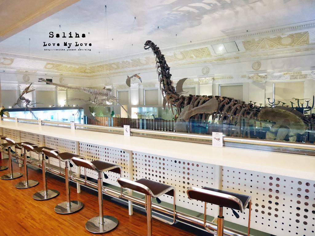台北車站捷運站附近好玩親子恐龍主題餐廳便宜咖啡廳 (10)