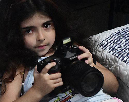 Fotógrafa aficionada