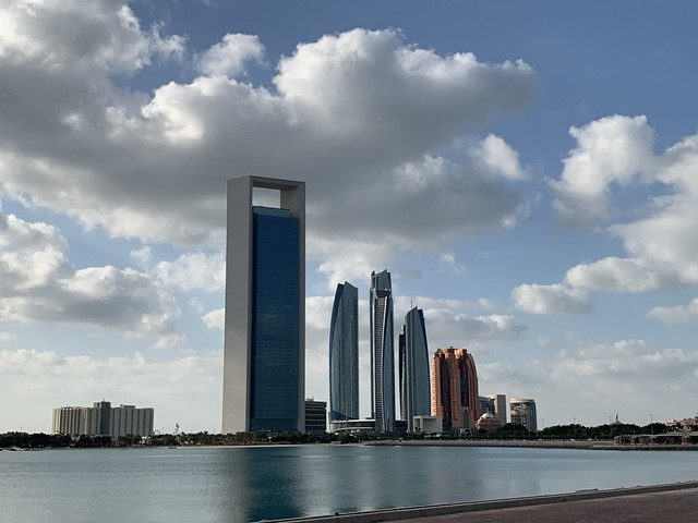 Abu Dhabi views