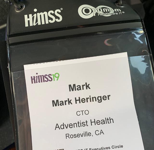 HIMSS19
