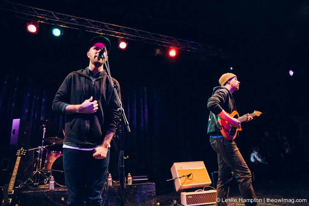 Brown Bags @ The Phoenix Theatre, Petaluma 2/15/19