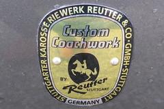 Reutter Stuttgart badge