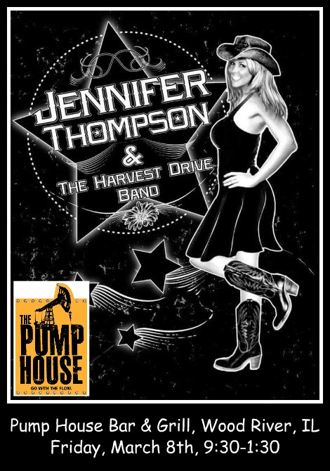 Jennifer Thompson & Harvest Drive 3-8-19