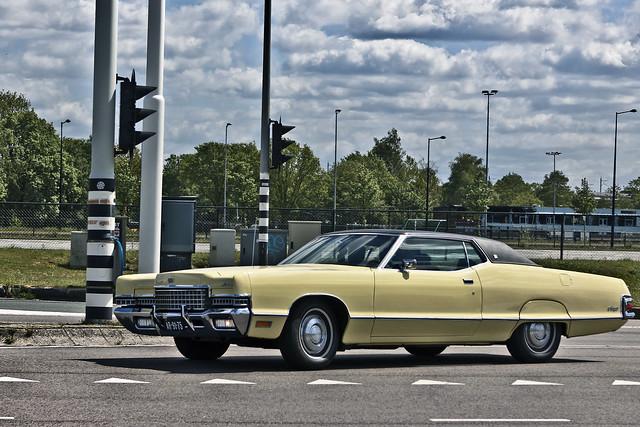 Mercury Marquis Brougham Coupé 1972 (4525)