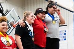 PHHS Girls Powerlifting States 2019-20