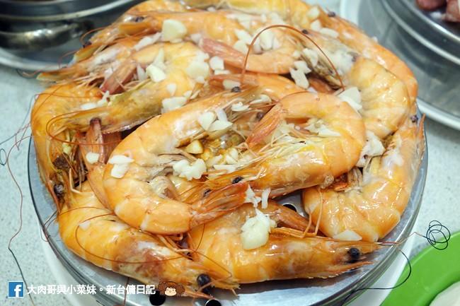 二月牌沙茶爐海鮮塔 新竹北門街 新竹好吃海鮮 (34)