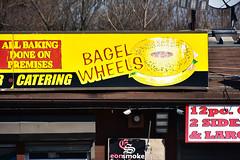 Bagel Wheels!!