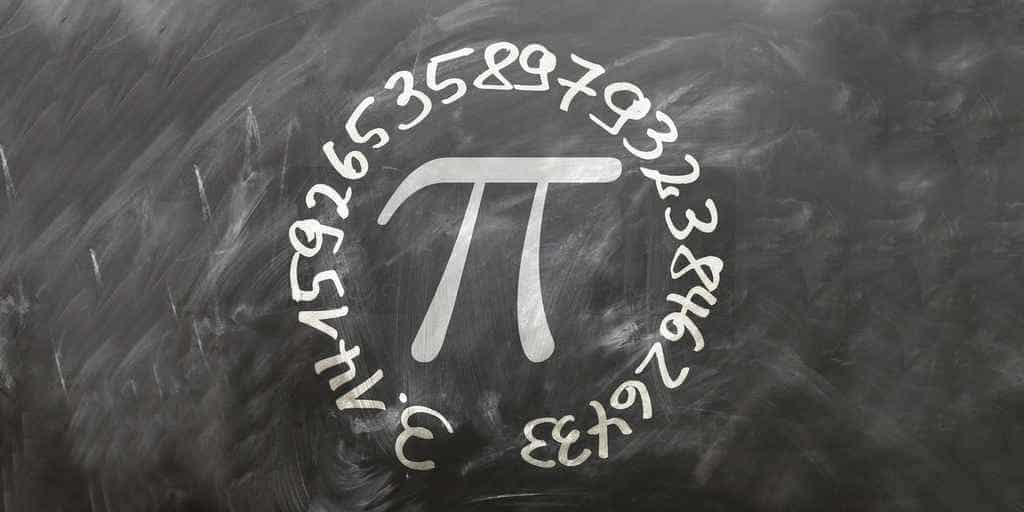 Un employé de Google bat un record en calculant Pi à 31,4 billions de chiffres