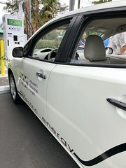 Hawaii Electric Light at Punaluu's Fast Charger Blessing — March 16, 2019: Will you be adopting an electric vehicle if there is a convenient fast charger near you?