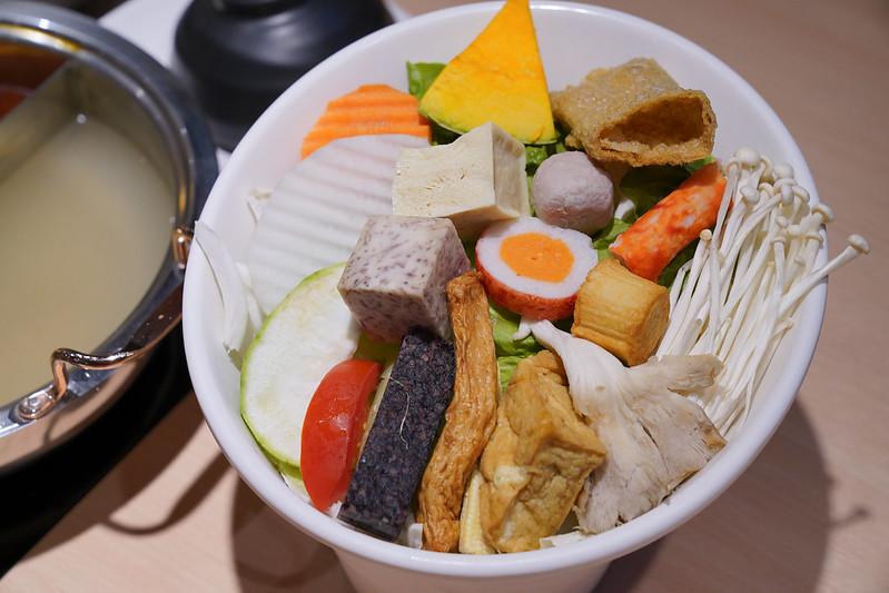 大盤子涮涮鍋 (8)