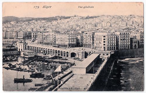 Alger - Vue Générale Prior to 1906