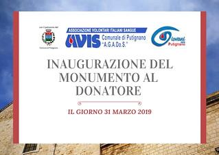Monumento al Donatore Putignano (1)