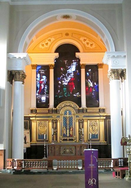 St Chad's, Shrewsbury, Altar