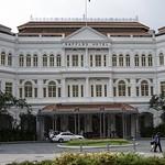 Raffels Hotel – Singapore