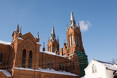 Immaculate Conception Church, Smolensk