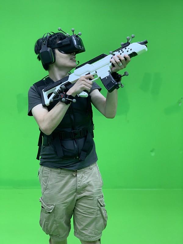 Sandbox VR (Singapore) - Me